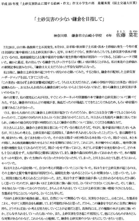 北鎌倉の里山にはヤマザクラが似合う:北鎌倉ウォッチング_c0014967_1941333.jpg