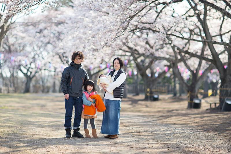 家族写真 黒磯公園_b0229469_21323277.jpg