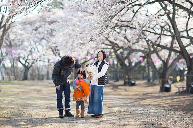 家族写真 黒磯公園_b0229469_21324192.jpg