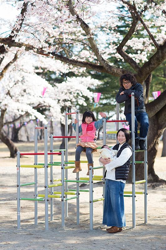 家族写真 黒磯公園_b0229469_2133825.jpg
