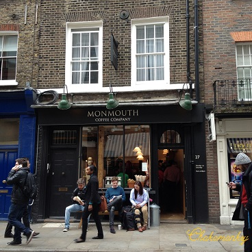 Monmouth Coffeeでお茶~♪_f0238789_21204420.jpg