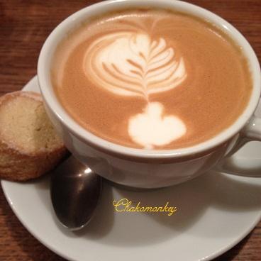Monmouth Coffeeでお茶~♪_f0238789_2125477.jpg