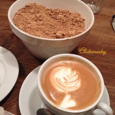 Monmouth Coffeeでお茶~♪_f0238789_21262188.jpg