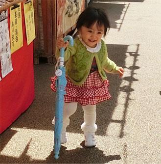 お礼参り。生徒chanとの健やかな時間に感謝して・・・_d0224894_15165526.jpg
