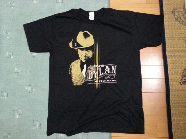BOB DYLAN JAPAN TOUR 2014 OFFICIAL GOODS_b0042308_22512450.jpg