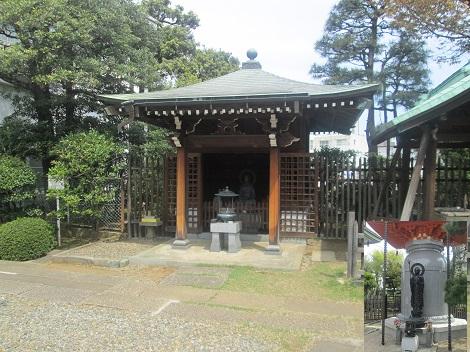 散歩の途中で見つけた2つの寺院_d0183174_9111799.jpg