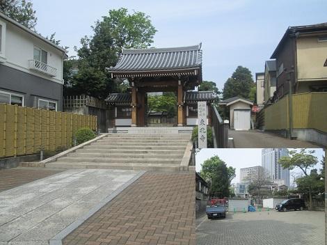 散歩の途中で見つけた2つの寺院_d0183174_9113723.jpg