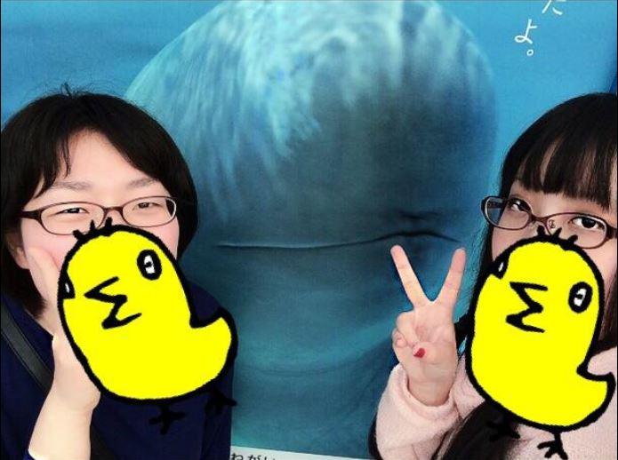 水族館に行ってきました!_a0157480_12531969.jpg