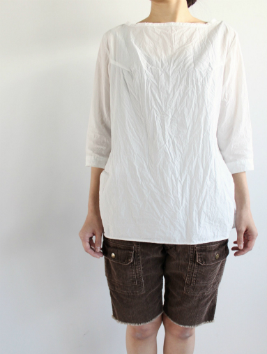 Tucked In Blouse 11