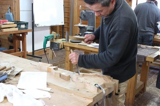 木彫りの器講座終了しました。_f0227395_14481552.jpg