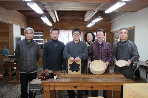 木彫りの器講座終了しました。_f0227395_14511139.jpg