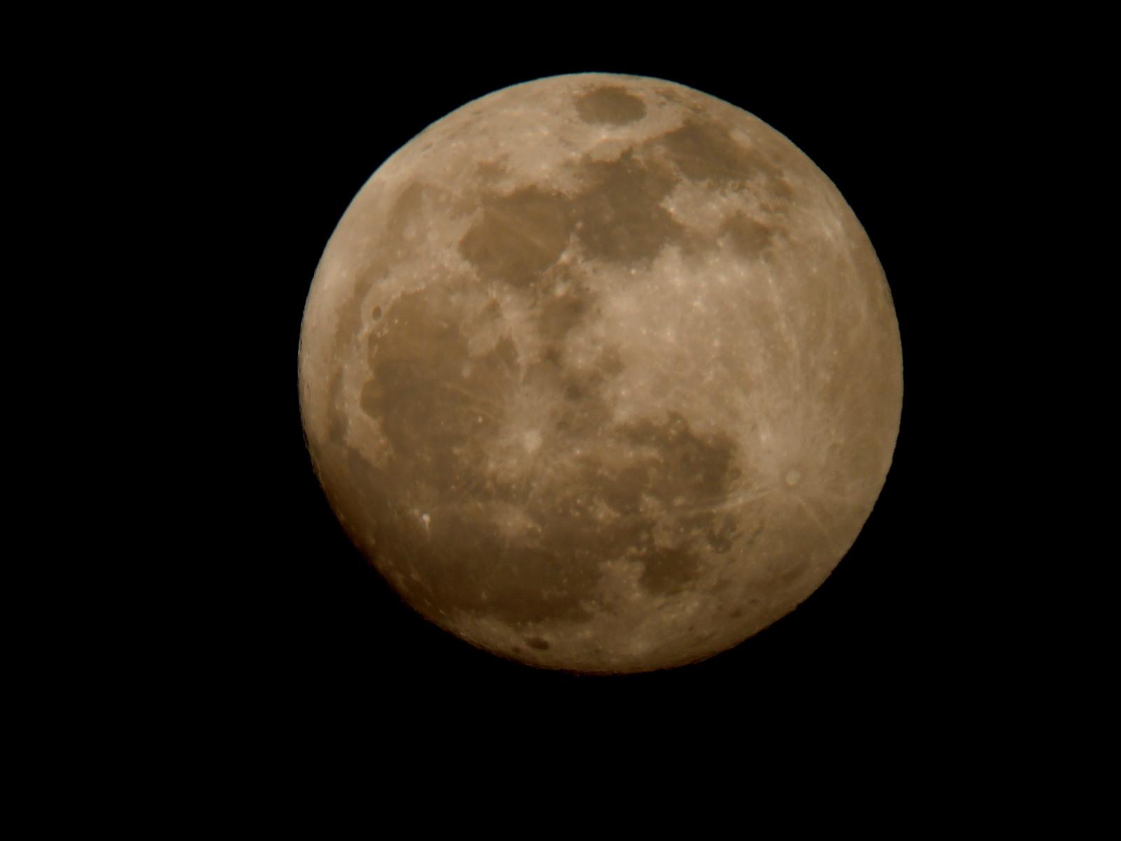 2014年4月14日 デジスコで撮る満月_f0108797_21521299.jpg