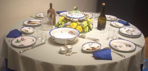 フランス印象派の陶磁器 1866-1886 -ジャポニスムの成熟 @汐留ミュージアム_b0044404_10362672.jpg
