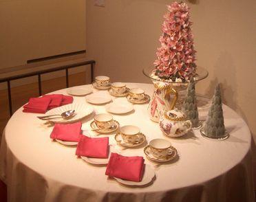 フランス印象派の陶磁器 1866-1886 -ジャポニスムの成熟 @汐留ミュージアム_b0044404_10415043.jpg