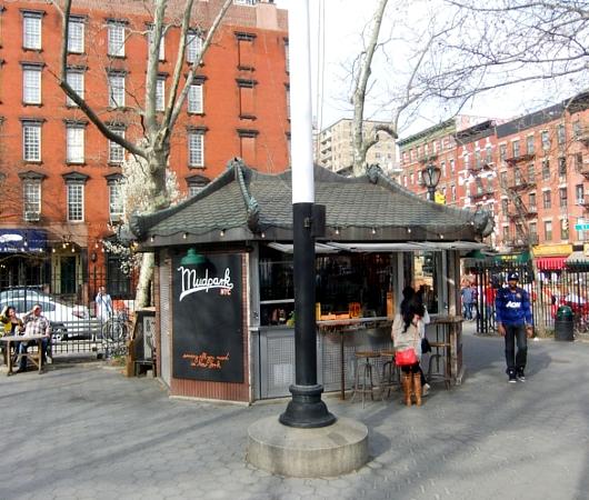 地元NY生まれのマッド・コーヒーの恩返し 「マッド・パーク」(Mud Park)_b0007805_22494450.jpg