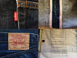 初めてLeeのジーンズを買った!_b0194208_1212437.jpg
