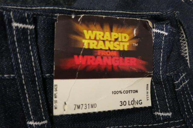 アメリカ仕入れ情報#34 デッドストック 70'S〜 Wranglerペインターパンツ!_c0144020_956118.jpg