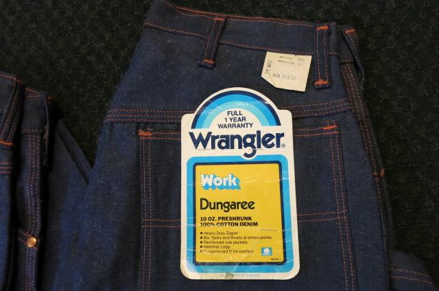 アメリカ仕入れ情報#34 デッドストック 70'S〜 Wranglerペインターパンツ!_c0144020_9561251.jpg