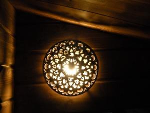 ノースランドコテージの素敵な明り_b0174425_18504162.jpg