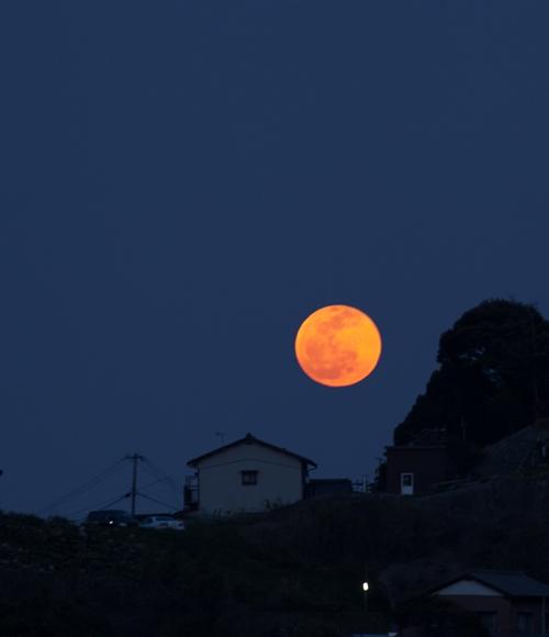 真っ赤な満月…_c0165046_23123469.jpg