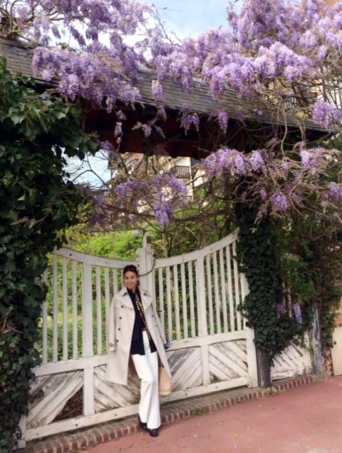 パリ~マラケシュ通信2014春 その9 ノルマンディドーヴィルホテル_a0138976_20421597.jpg