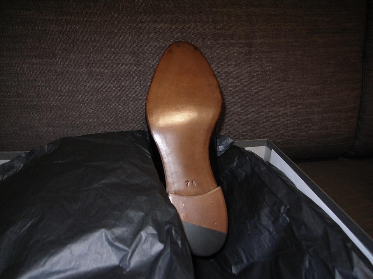 浅草へ RENDOの靴を 買いに行く_c0124076_127265.jpg