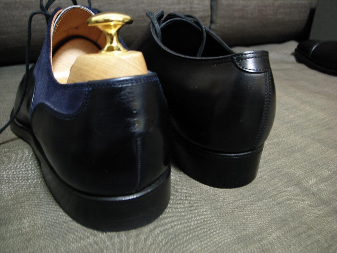 浅草へ RENDOの靴を 買いに行く_c0124076_2203453.jpg