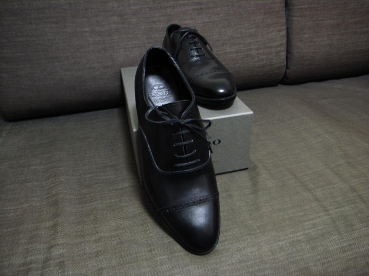 浅草へ RENDOの靴を 買いに行く_c0124076_223498.jpg