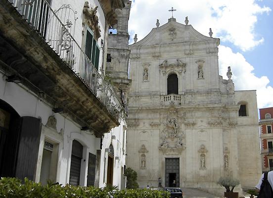 マルティーナ・フランカ 3. 壮麗なバロック建築を愛でるべし_f0205783_11193065.jpg