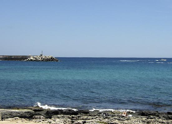 サンタ・マリア・ディ・レウカ  2つの海が出会う南の果て_f0205783_194299.jpg