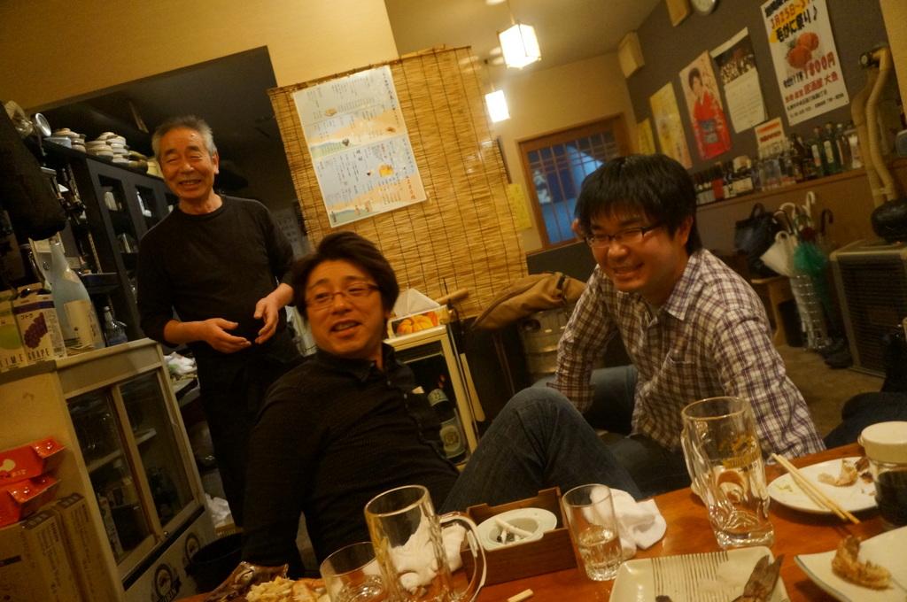 札幌にて。コンサートと打ち上げ!_c0180686_09145438.jpg