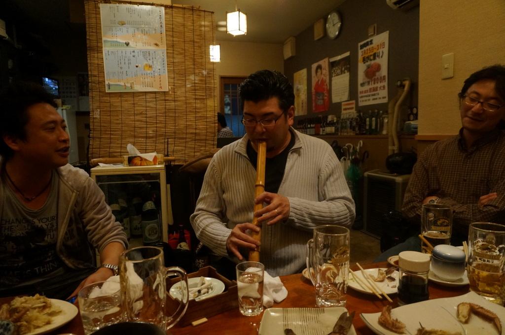札幌にて。コンサートと打ち上げ!_c0180686_09151481.jpg