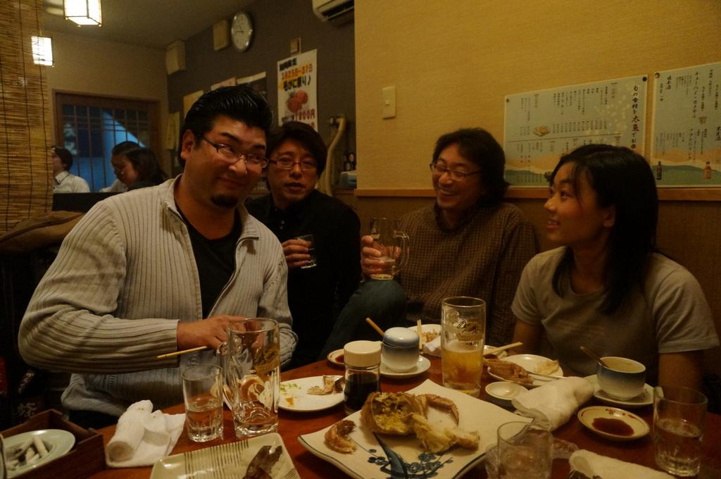 札幌にて。コンサートと打ち上げ!_c0180686_09154095.jpg