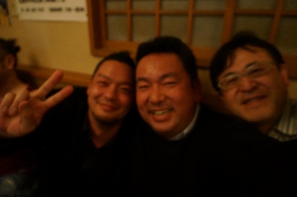 札幌にて。コンサートと打ち上げ!_c0180686_09161028.jpg