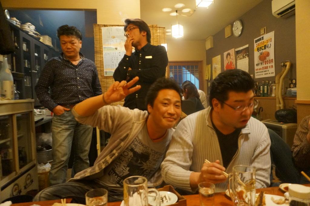 札幌にて。コンサートと打ち上げ!_c0180686_09161854.jpg