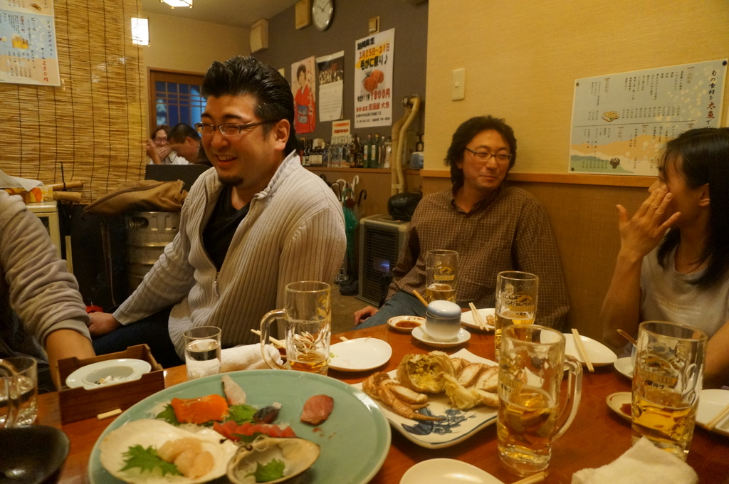 札幌にて。コンサートと打ち上げ!_c0180686_09164072.jpg