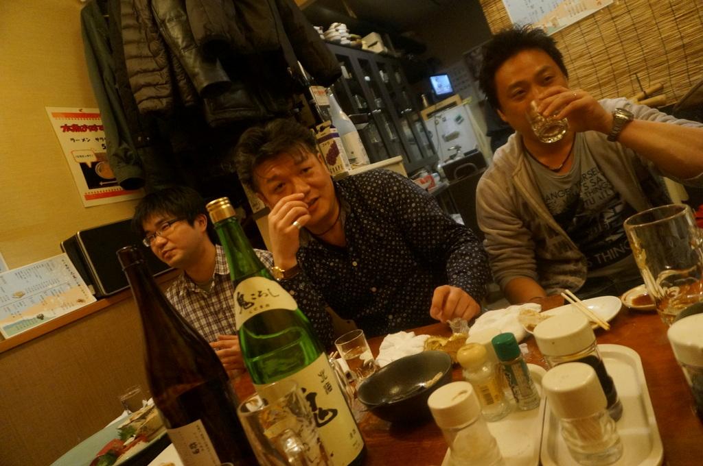 札幌にて。コンサートと打ち上げ!_c0180686_09164762.jpg