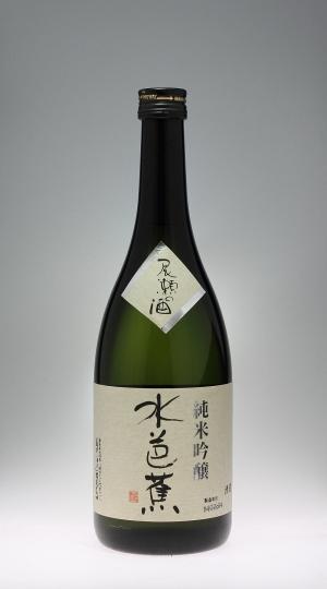 水芭蕉 純米吟醸 [永井酒造]_f0138598_7265454.jpg