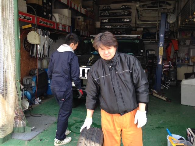 山本が送ります(●ゝω・)ノ4月16日本店 TOMMMYの1日~ランクル ハマーアルファード_b0127002_19365261.jpg