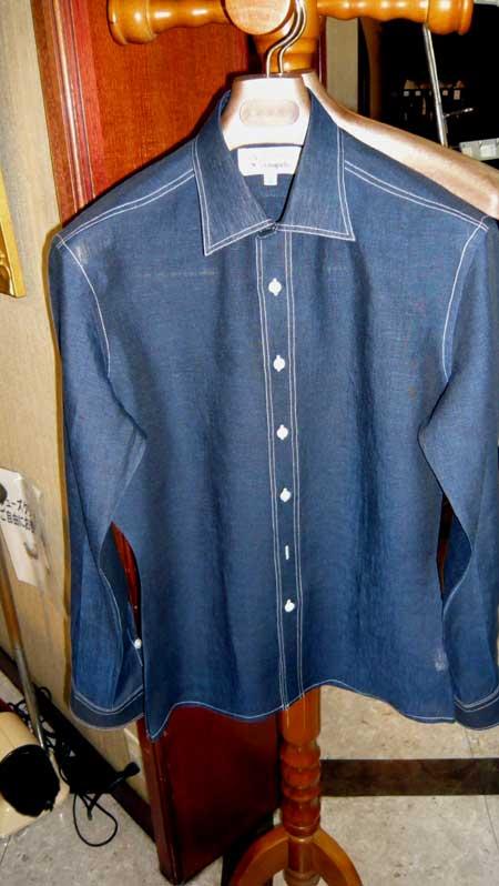お客様のシャツ_a0110103_23341414.jpg