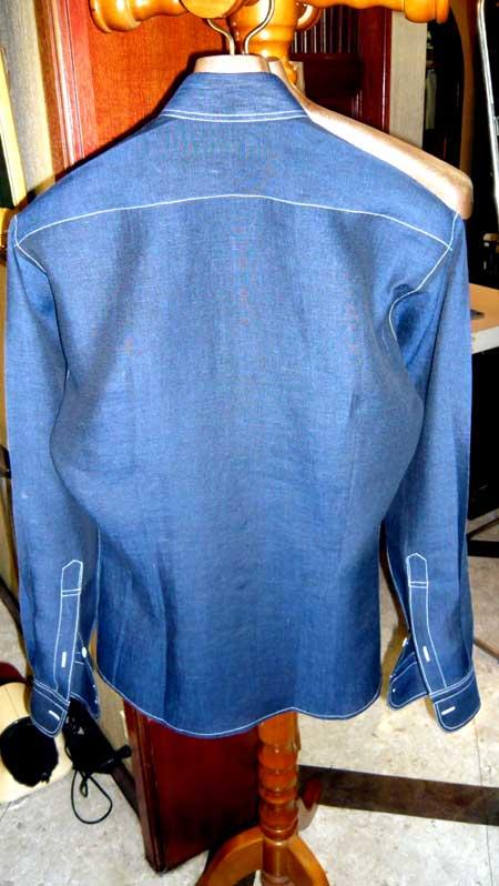 お客様のシャツ_a0110103_23342636.jpg