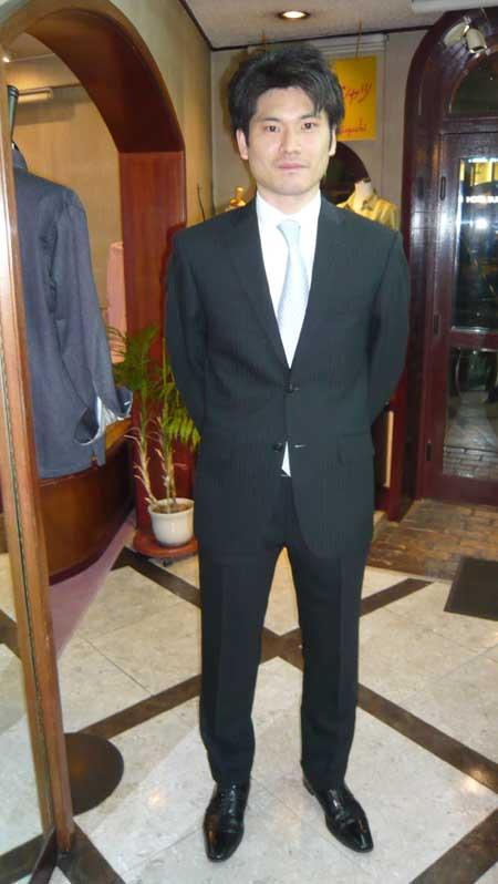 お客様のスーツ_a0110103_23394181.jpg