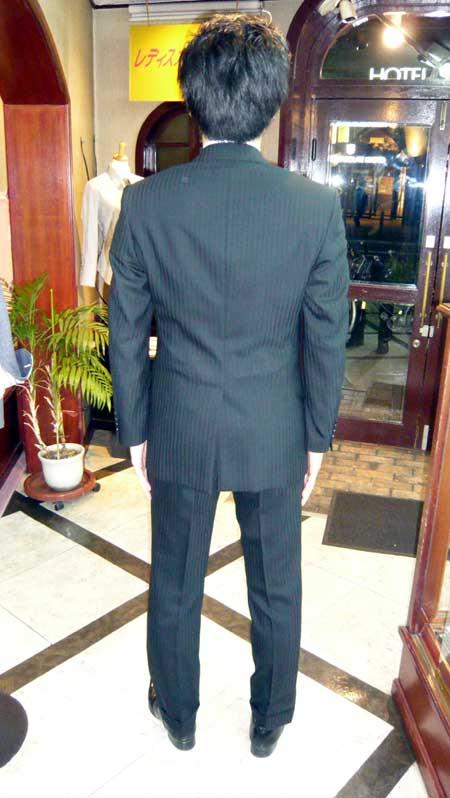 お客様のスーツ_a0110103_234054.jpg