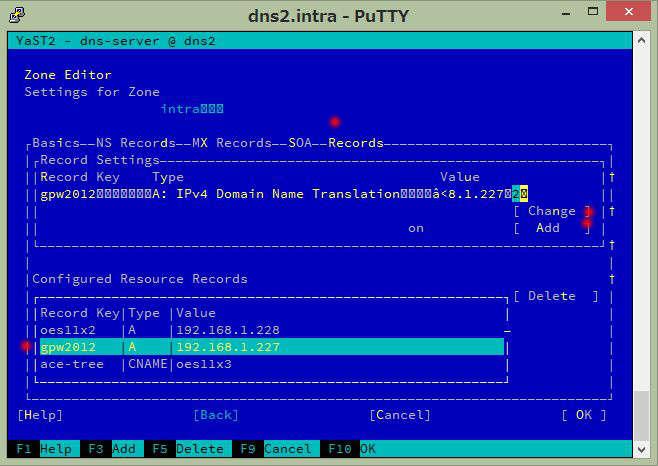 SUSE で DNSのゾーンファイルを直接編集_a0056607_1532249.jpg