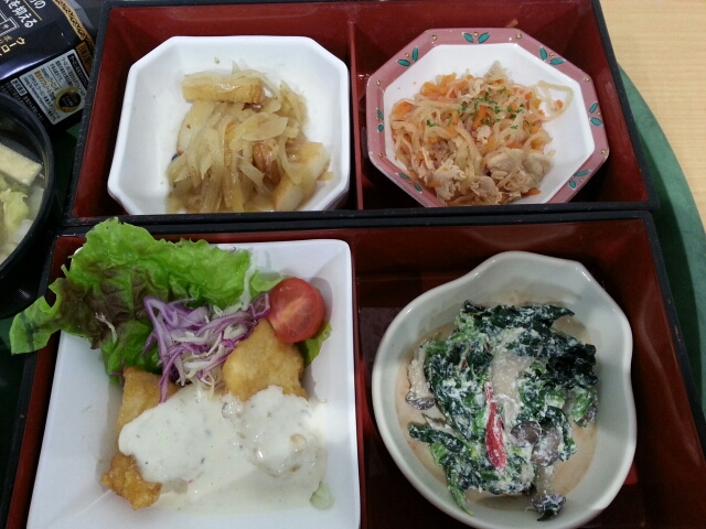 今日の昼食@会社Vol.514_b0042308_12365822.jpg
