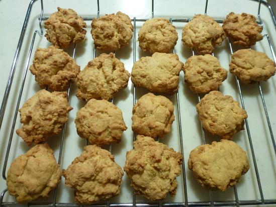 クッキーとキッシュ_d0228610_14545055.jpg