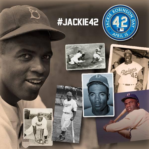 """Jackie Robinson Day""ジャッキー・ロビンソン・デイに想う、自分も経験する人種差別と偏見。_b0032617_2444145.jpg"