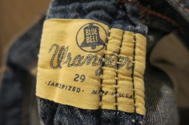アメリカ仕入れ情報#46 50'S〜 Wrangler denim half pants!_c0144020_12203197.jpg