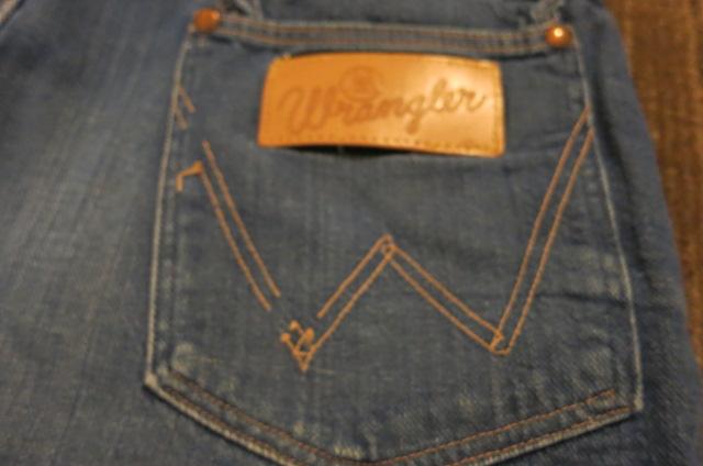 アメリカ仕入れ情報#46 50'S〜 Wrangler denim half pants!_c0144020_1220862.jpg