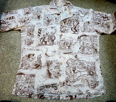アメリカ仕入れ情報#47 70'S Cartoon print shirts!_c0144020_12364219.jpg